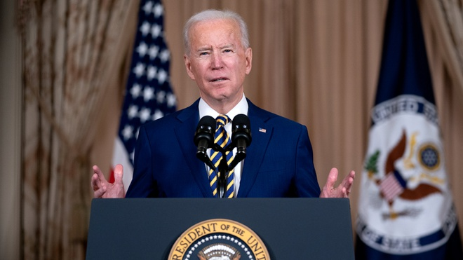 Biden Sets Out Foreign Policy, Including Firm Lines on Russia and China