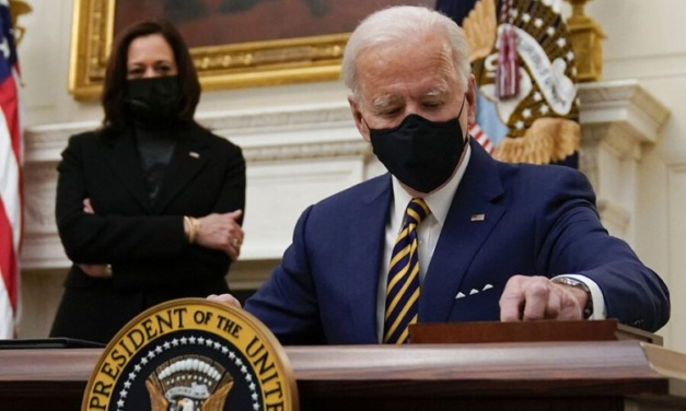 "EA on The Pat Kenny Show: ""Grasp the Nettle"" — Assessing Biden's First 2 Weeks in Office"