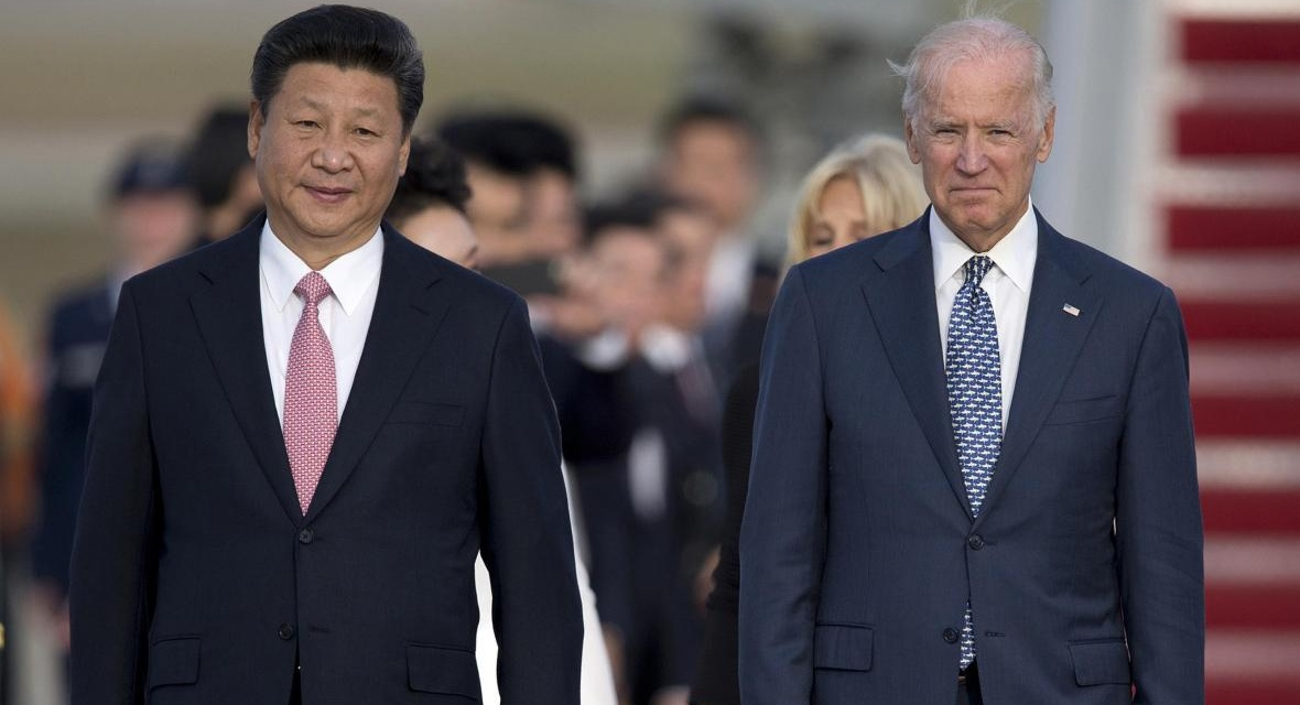Mapping Biden's China Policy
