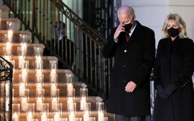 "Biden: ""The People We Lost Were Extraordinary"""