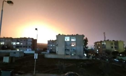 Israel Strikes Assad Regime Targets Across Syria