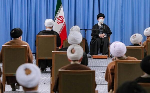 "Supreme Leader Thumps His Chest Over Iran Nuclear Program — ""60% Enrichment"""