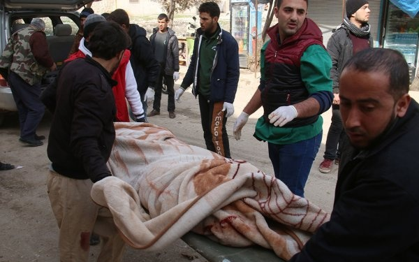 UPDATED: Russia Unwittingly Verifies Its Airstrikes on A Syrian Hospital