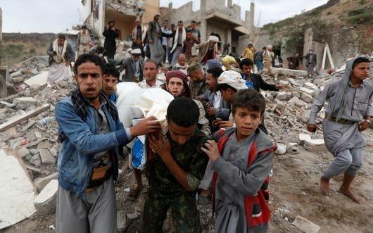 Biden Ends US Support for Saudi Arabia's Offensive Operations in Yemen