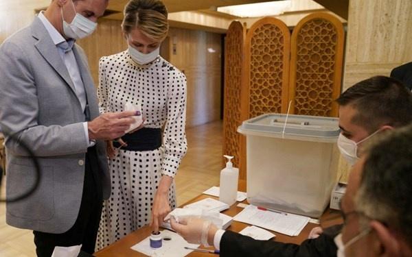 Bashar and Asma al-Assad Test Positive for Coronavirus