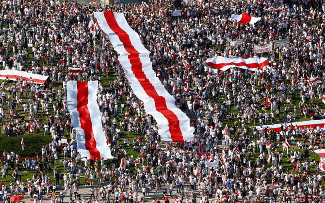 UPDATED: World Unfiltered Video — Can Belarus Triumph Over Lukashenko?