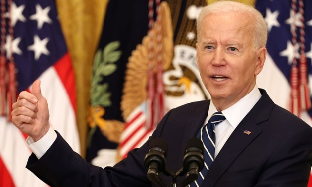 EA on Monocle 24: Biden's Press Conference — Voting Rights, Immigration, and Coronavirus