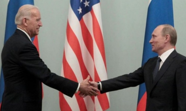 """Biden: Putin is a """"Killer"""" and """"Will Pay A Price"""" Over Election Interference"""