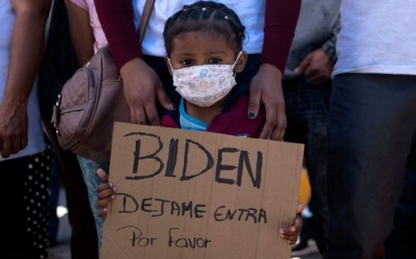 Biden Administration Deploys Emergency Agency Over Unaccompanied Minors on Border