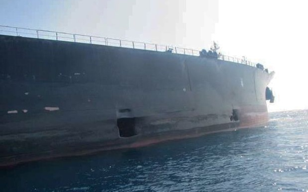 "UPDATED: Israel Targeted ""Several Dozen"" Iran Ships Taking Oil to Syria"