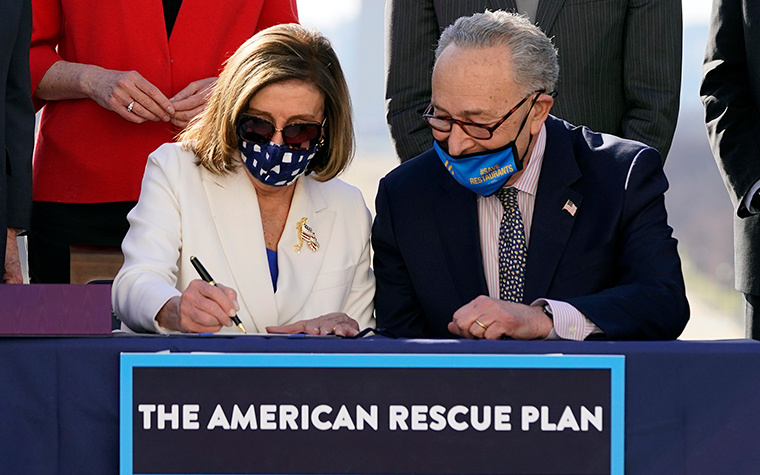Congress Passes the American Rescue Plan