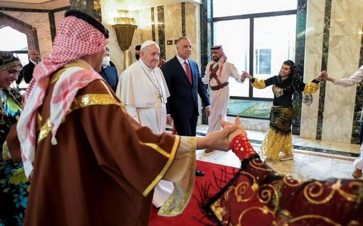 Celebration v. Concern and Corruption: Iraqis View the Pope's Visit