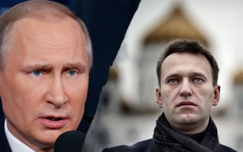 Biden Administration Sanctions Russia Over Navalny Poisoning and Imprisonment