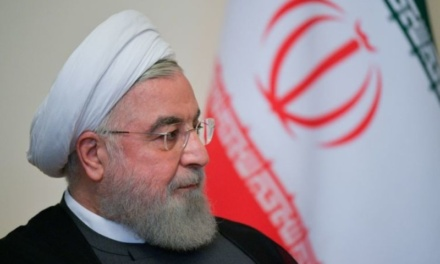 UPDATED: Iran's Rouhani — US and Europe Ready to Lift Main Sanctions