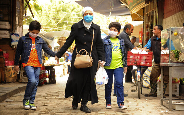 UPDATED: Assad Regime Denies Oxygen Shortage in Damascus Hospitals