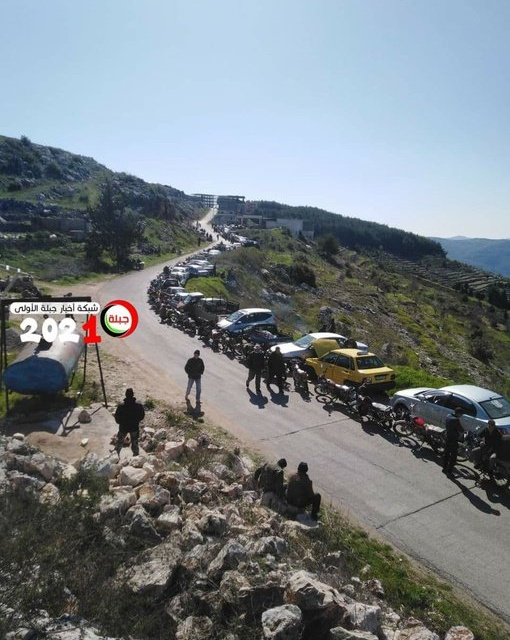 """UPDATED: """"2-Mile Queues for Petrol"""" in Regime Areas of Syria"""