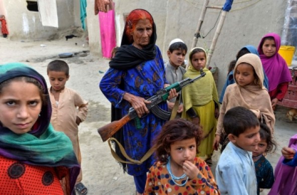 EA on Monocle 24: Is US Abandoning Afghanistan's People?