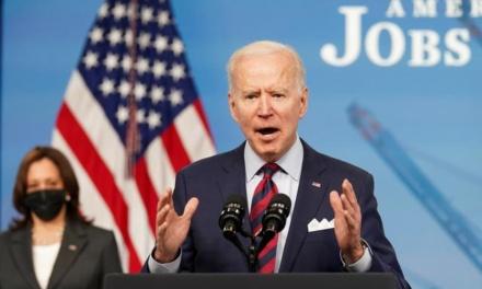 Biden Ends Talks with GOP Republicans on American Jobs Plan