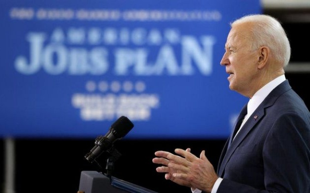 UPDATE: Biden Narrows American Jobs Plan to Get GOP Support