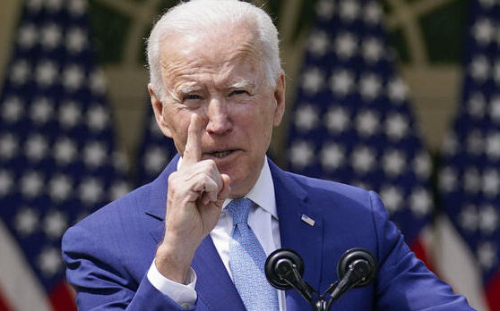 EA on BBC: Biden's 1st Small Steps Towards Gun Control