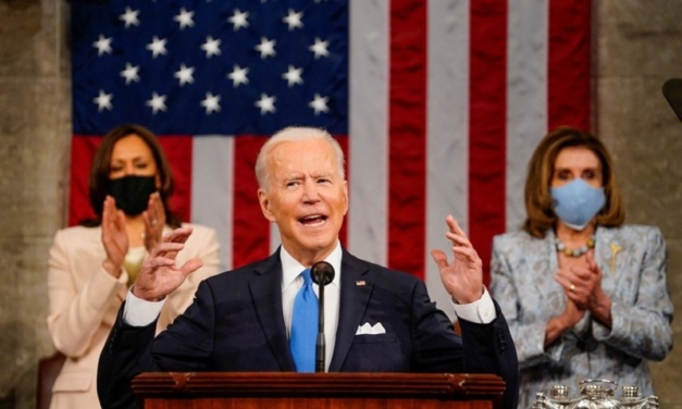 """Biden's """"America Is Rising Anew"""" as He Introduces American Families Plan"""