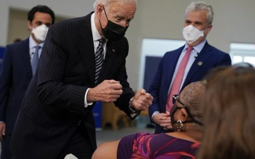 Biden: Coronavirus — All US Adults Eligible for Vaccination by April 19