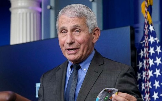 """Fauci Takes On The """"Craziness"""" of Coronavirus Deniers and Trumpists"""