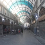 "Failed ""Reconstruction"": Assad Regime Seizing Shops in Homs Markets"
