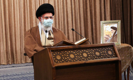 Iran's Supreme Leader:  Indirect Nuclear Talks to Continue with US