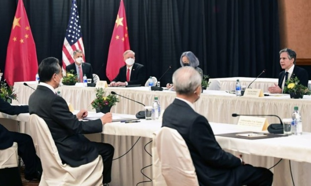 EA on China Radio International: Is US-Chinese Confrontation Inevitable?