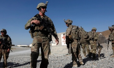 """Biden Confirms Afghanistan Withdrawal: US Troops """"Shouldn't Be A Bargaining Chip Between Warring Parties"""""""