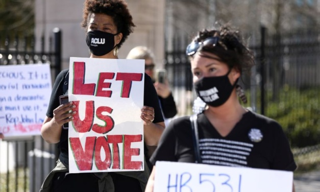 EA on Monocle 24: The Fight for Voting Rights in Georgia