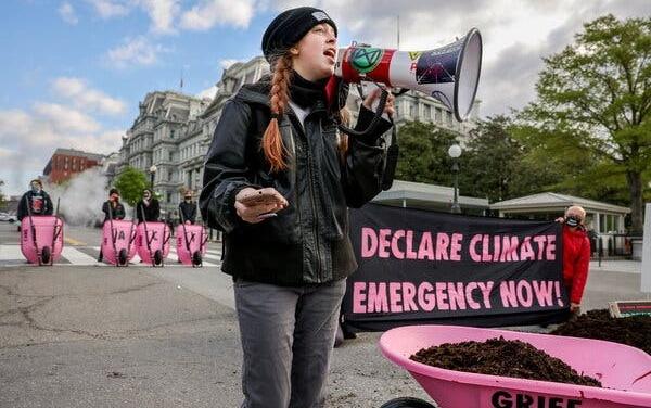 Biden: US to Halve Emissions By 2030