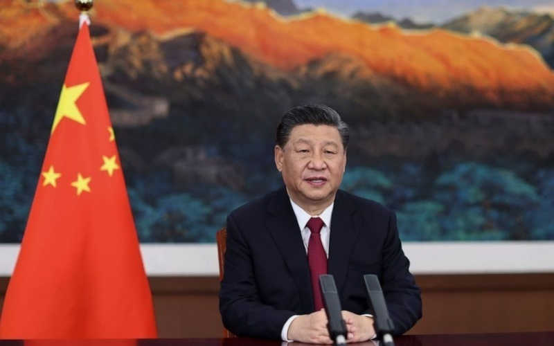 """Coffee Talk Politics Podcast: China's """"Project of the Century"""""""