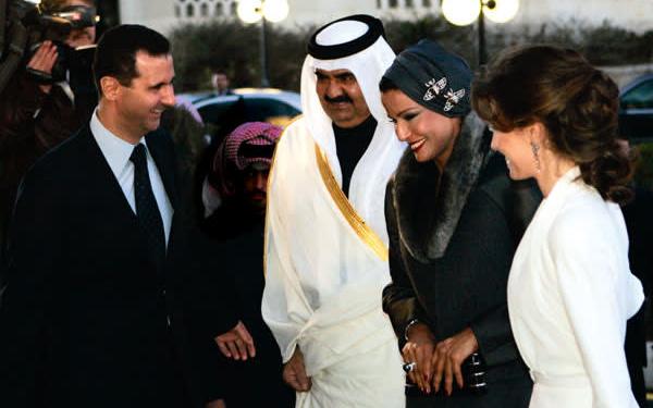 Qatar Rejects Restored Links with Assad Regime