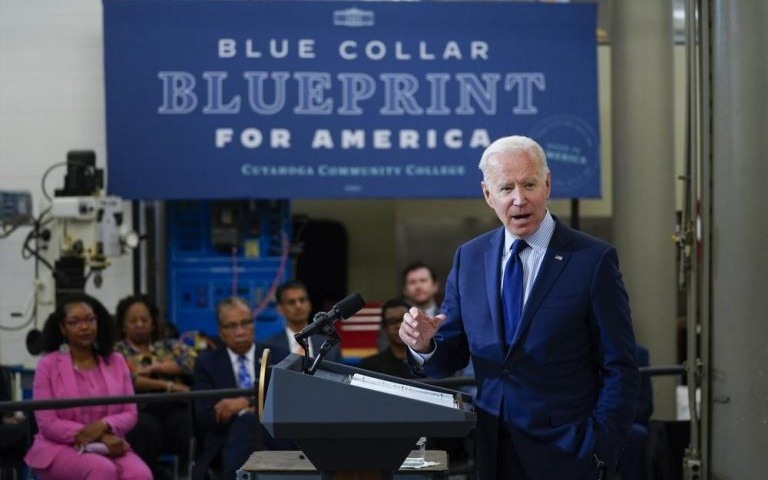 Biden's $6 Trillion Budget: Social Spending, Investment, and Redistribution of Wealth