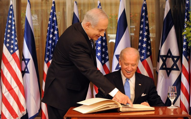 EA on Monocle 24: Biden Administration Protects Israel's Attacks on Gaza