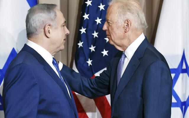 "Biden to Israel: ""De-Escalate Gaza Attacks"" — Netanyahu: ""No"""