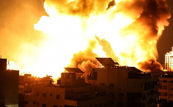 Biden Repeats Support for Israel Attacks on Gaza, Backs Ceasefire…At Some Point