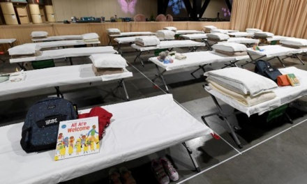 Biden Administration Moves Immigrant Children From Detention Into Shelters