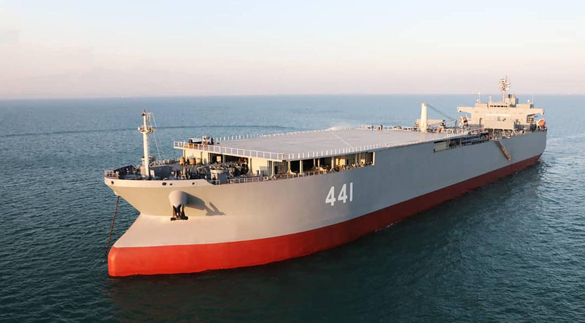 US Monitoring Iran Warships That Could Be Heading to Venezuela