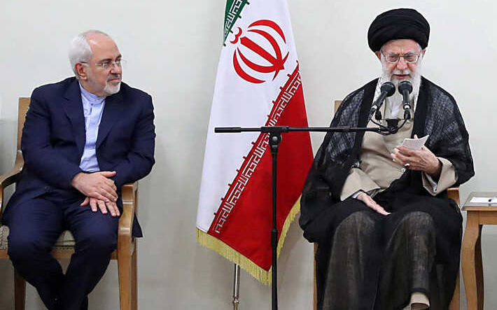 Iran's Supreme Leader Blasts Foreign Minister Zarif Over Leaked Comments