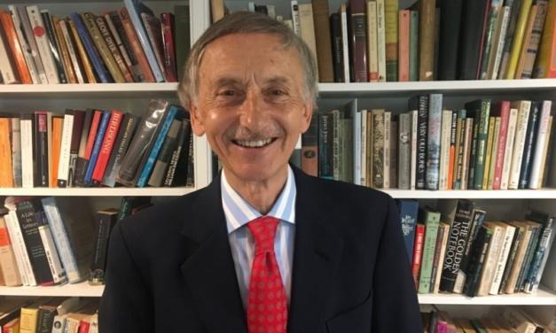 The Last Hurrah Podcast: The Irish Diplomat in the US