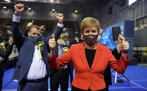 EA on talkRADIO: Assessing the Elections in Scotland, England, and Wales
