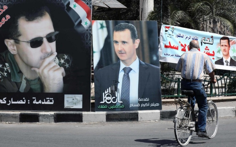 """Syria's Staged Presidential """"Election"""""""