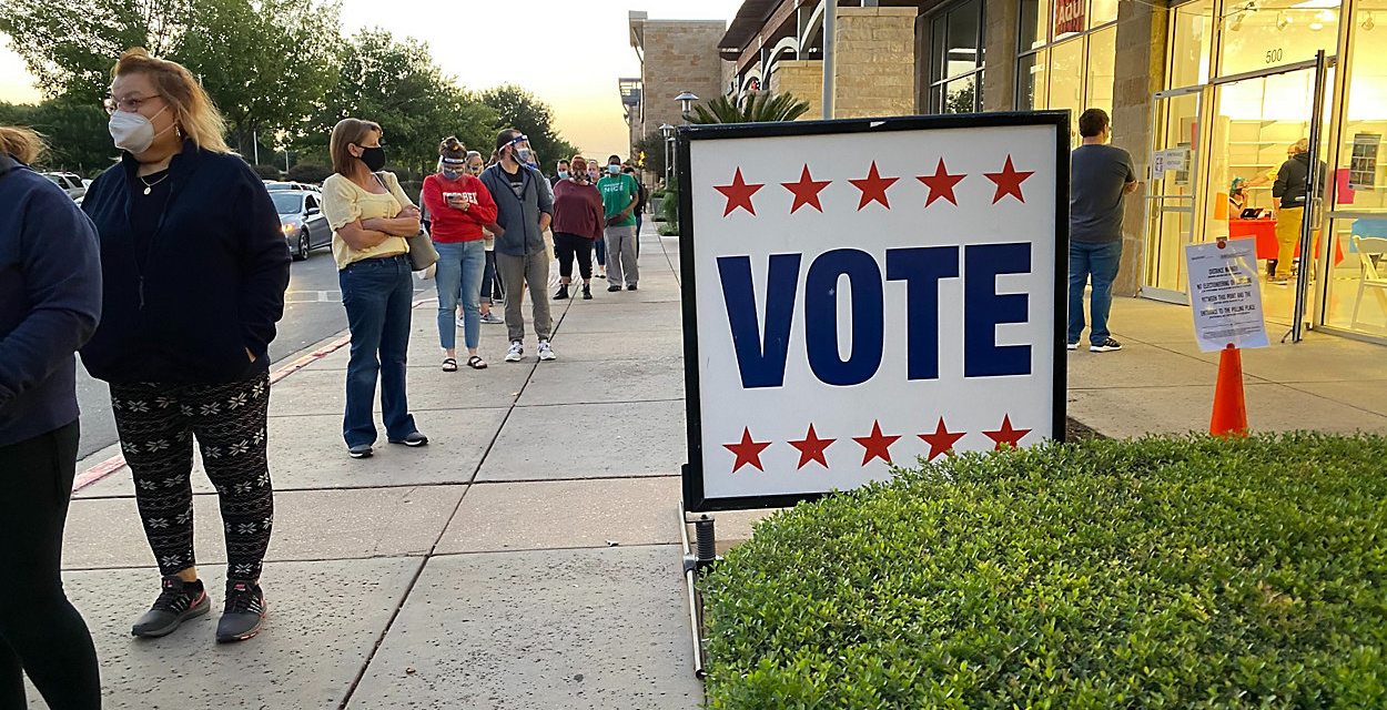 GOP Effort in Texas to Restrict Voting Rights Stymied by Democratic Walkout