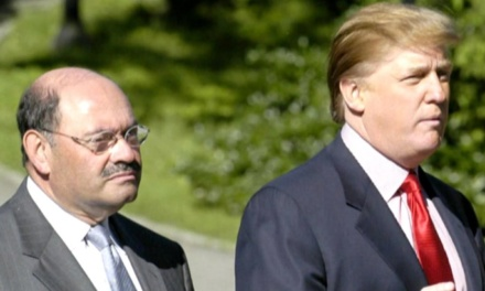 UPDATE: Trump Organization and Chief Financial Officer Weisselberg Indicted