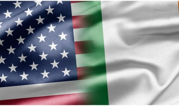 The Last Hurrah Podcast: The US-Ireland Relationship in Uncertain Times