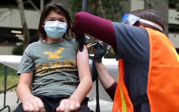 Coronavirus: US Drops Below 20,000 Daily Cases