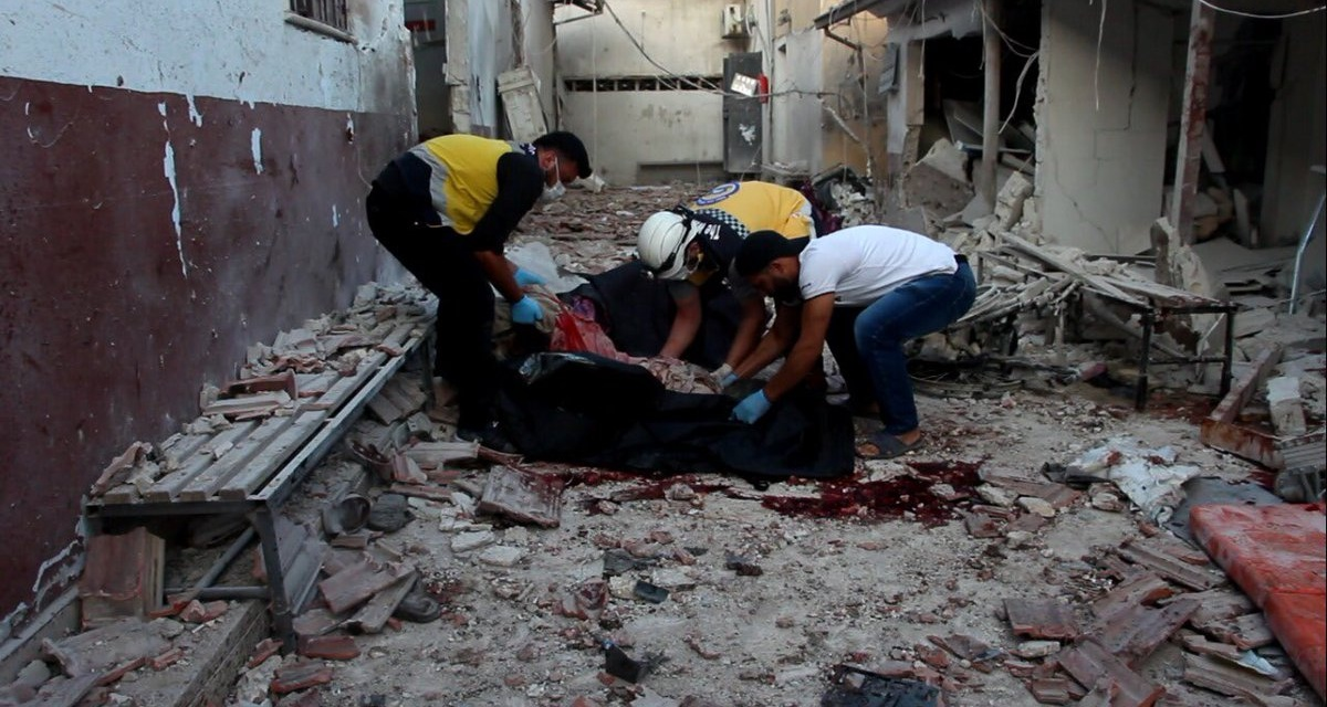 22 Killed in Shelling of Hospital in Northwest Syria — Syrian Democratic Forces Blamed
